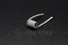 NI80 Triple Core Fused Clapton Coil 0.2ohm